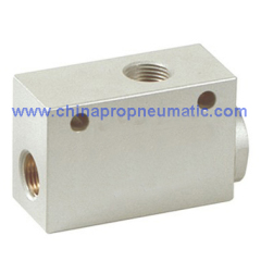 QE-06 Pneumatic Quick Exhaust Valve