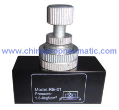Flow control valve Air pneumatic control valve