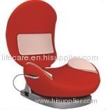 air pressuring massage chair