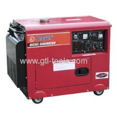 2-poles Diesel Generator