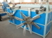 Plastic pipe winder