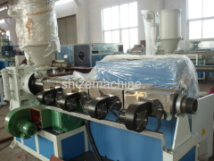 PERT pipe production line