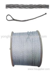 600~1000m production length anti-twisting braided steel rope