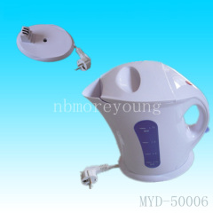 convenient Plastic Electric Water Kettle
