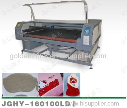 leather car covers laser cutting machine
