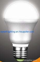 5.5w mcob led lightings r60 led lamp bulbs e27 led bulbs