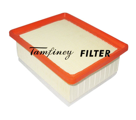 Auto air filter 1444-CC for Citroen products 1444CC, 1444VQ