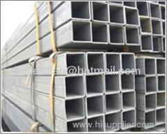 square welded steel pipe