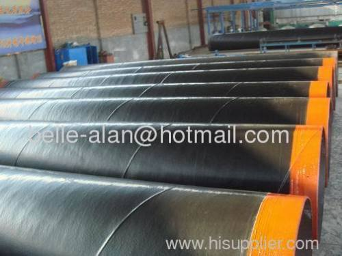 ssaw spiral steel pipe