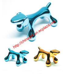 Dog furnishings and massager