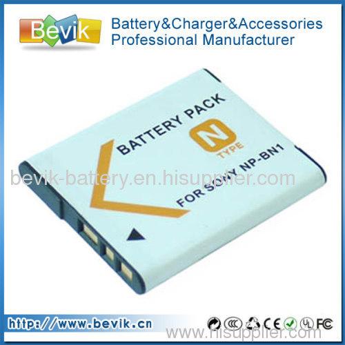 NP-BN1 NPBN1 Battery FOR Sony N DSC-T99 TX5 TX7 TX9 WX5