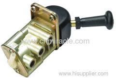 hand brake valve