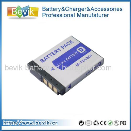 NP-FD1 Battery for Sony DSC-T900 DSC-T90 T77 NP-BD1 NEW