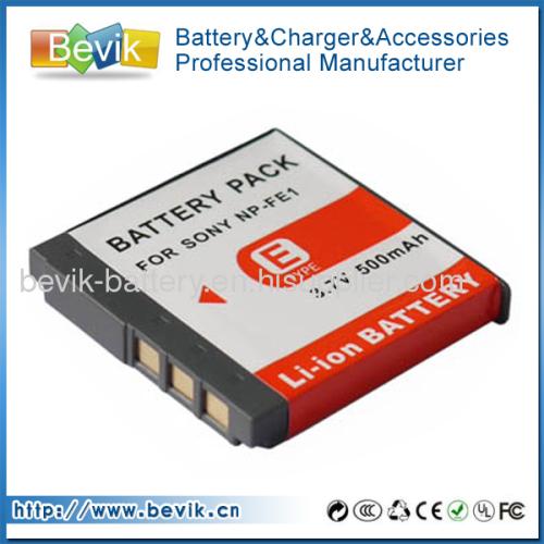NP-FE1 NPFE1 Li-ion Battery Camera battery For Sony DSC-T7 T7/B T7/S