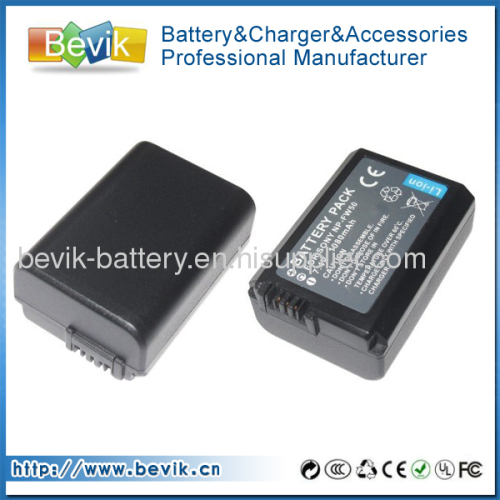 NP-FM50 FM30 Camera Battery for Sony DSC-F707 F717 DSLR-A100