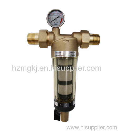 water filter system water pre filter water purifier