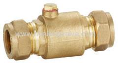 single check valve heavy type