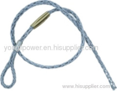 10KN cable mesh pulling socks