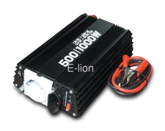 500W With USB power inverter