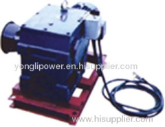 electric underground cable pulling equipment Underground cable puller
