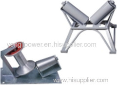 10KN one /both-way cable re-direction roller pulley block