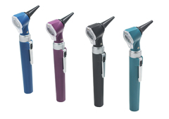 Medical otoscope