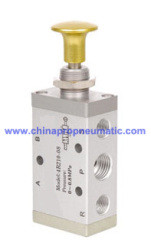 Hand Draw Valve Of Pneumatic Hand Valve