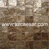 natural capiz shell mosaic tile - L033