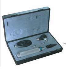 medical otoscope set with Ophthalmoscope