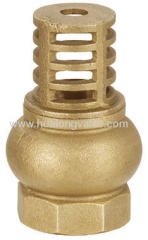 Brass Bottom Valves