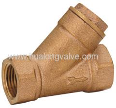 Y-Filter Bronze