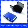 Business ID Credit Card Holder Aluminum Wallet