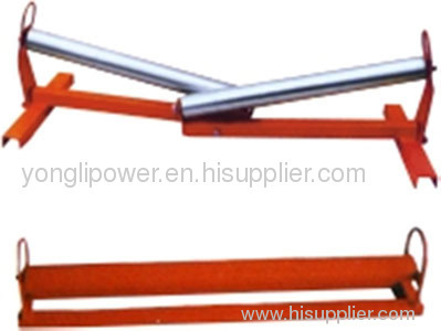 Hold on cable roller stand pulley block