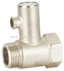 Water Heater Safety Valves