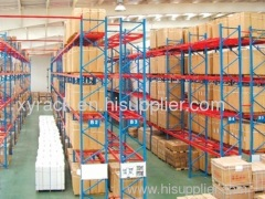 cold warehouse pallet rackings