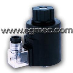 Hydraulic Valve Solenoids