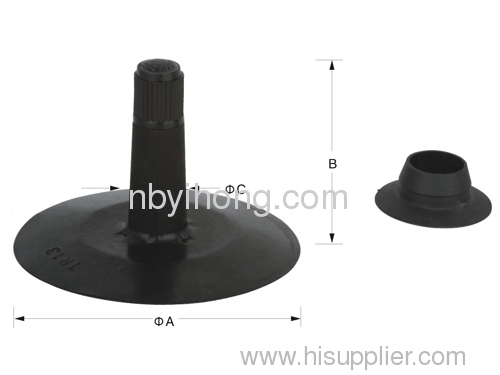 The glue seat inner tube valve&TR13--TR15