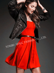 Women's fashion cotton dress