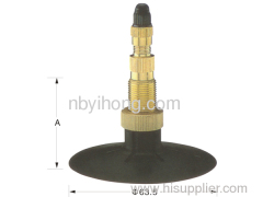 The glue seat inner tube valve&TR220A