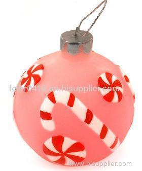 led ball candle