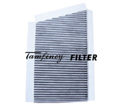 Mercedes Cabin Air Filter In Air Intake 203 830 09 18