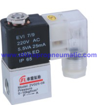 China 2V series Solenoid Valve
