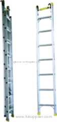 Aluminous alloy ladder