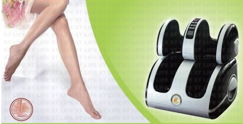 Air pressuring Calves beauty massager