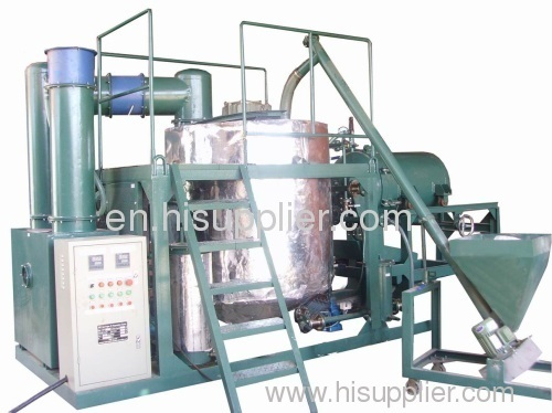 vacuum oil purify