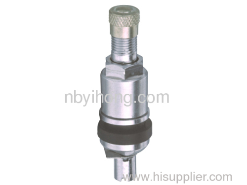 Pressing type without inner tube valve dc g