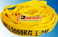WLL 3000KG Round Slings, 3 Ton Polyester Round Slings China Lifting Slings Manufacturers