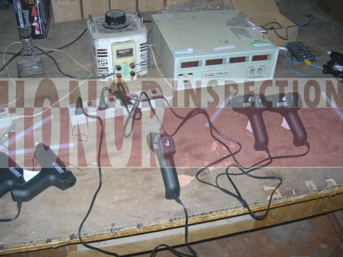 Inspection Equipment service china