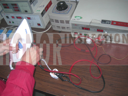 TV Test inspection service In China