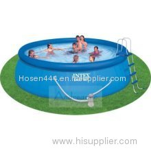 15' x 42 Above Ground Swimming Pool Complete Set by Intex